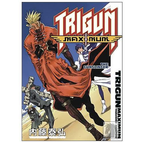 Trigun Maxiumum Volume 6