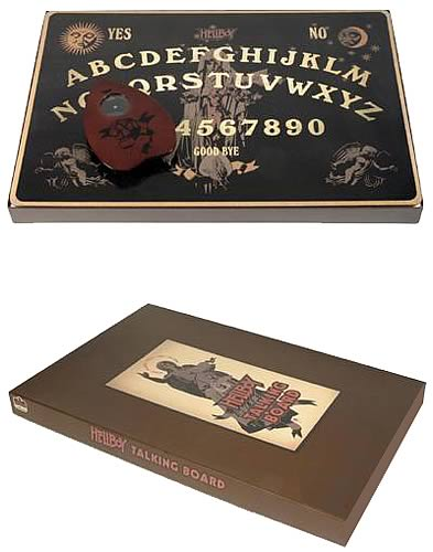 Hellboy Ouija Board