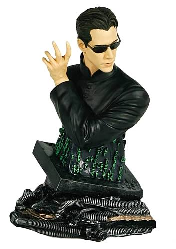 Matrix: Revolutions Neo Mini Bust