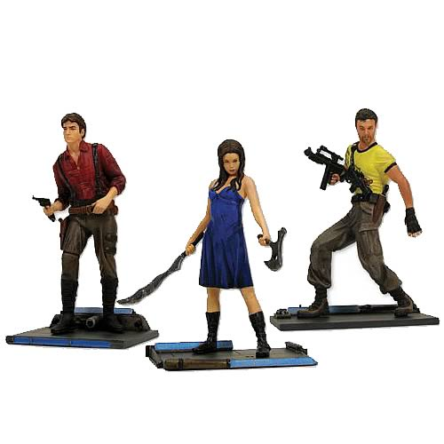 Firefly Serenity PVC Figures