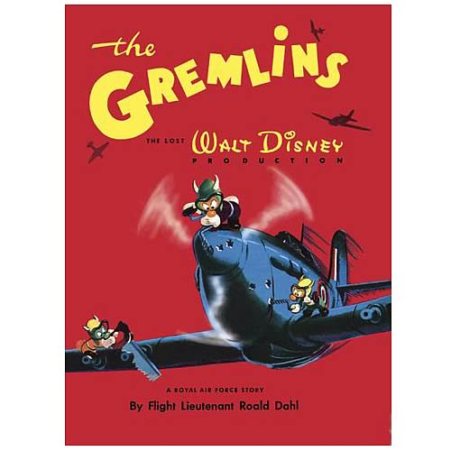 Walt Disney and Roald Dahl's The Gremlins Book