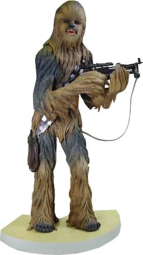 Star Wars Kotobukiya Chewbacca Model Kit