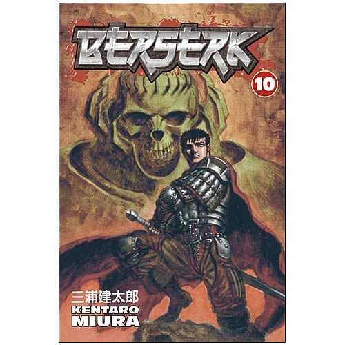 Berserk Volume 10