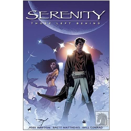 Serenity - Those Left Behind Graphic Novel