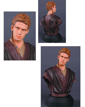 Anakin Skywalker Mini Bust