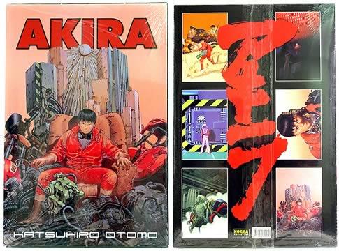 Akira Portfolio
