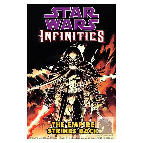 Star Wars Infinities: The Empire Strikes Back Graphic Novel
