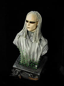 Matrix: Twin One Mini Bust