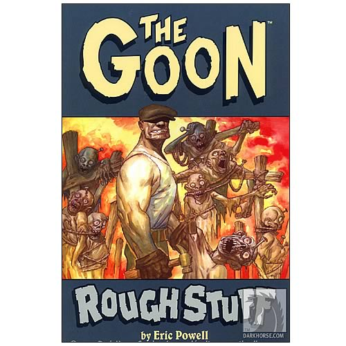 The Goon Vol. 0: Rough Stuff