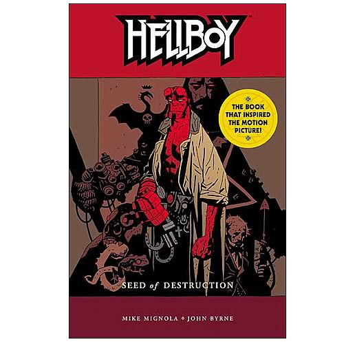 Hellboy: Seed of Destruction Volume 1 Graphic Novel