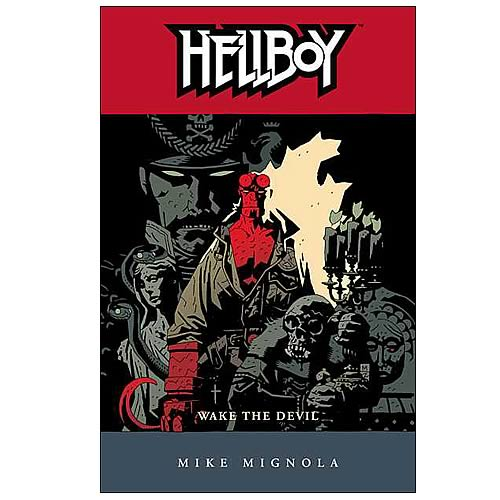 Hellboy: Wake the Devil Volume 2 Graphic Novel