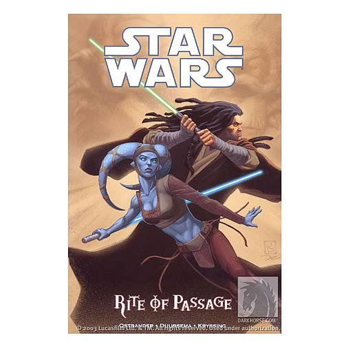 Star Wars: Rite of Passage Graphic Novel