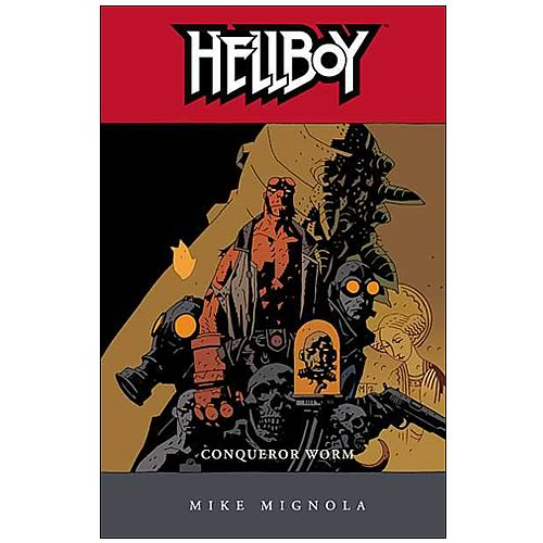 Hellboy: Conqueror Worm Volume 5 Graphic Novel