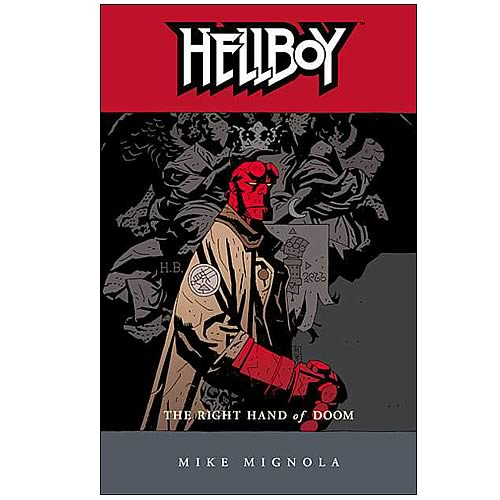 Hellboy: The Right Hand of Doom Voume 4 Graphic Novel