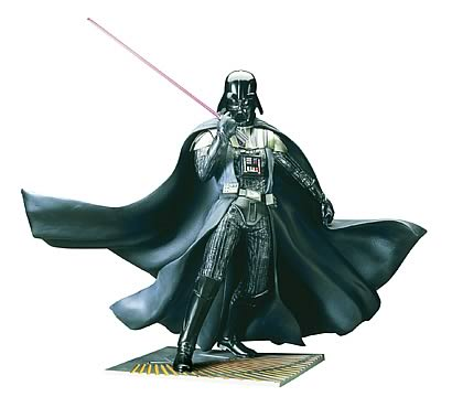 Kotobukiya Darth Vader #1 Vinyl Model Kit