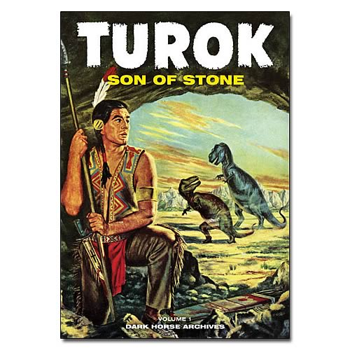 Turok Son of Stone Archives Volume 1 Harcover Graphic Novel