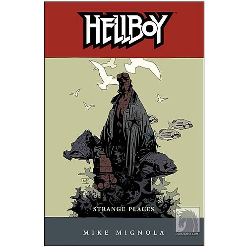 Hellboy: Strange Places Volume 1 Graphic Novel