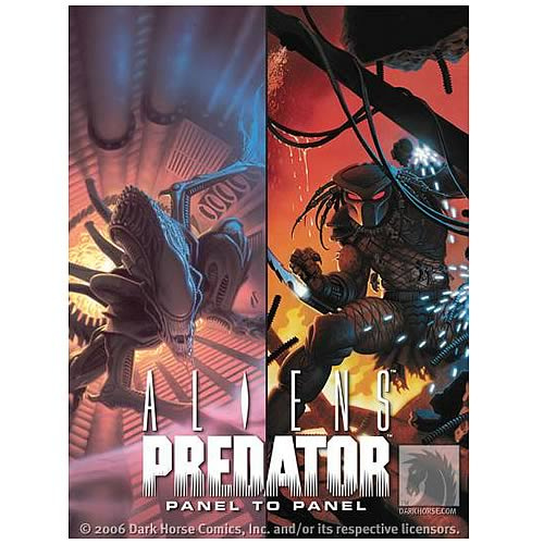 Aliens vs. Predator Panel to Panel Art Book