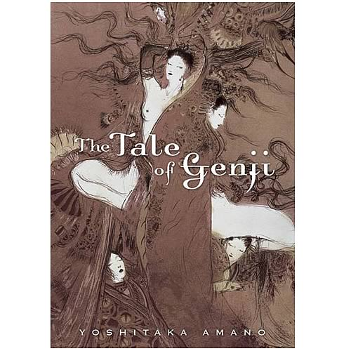 Amano: The Tale of Genji