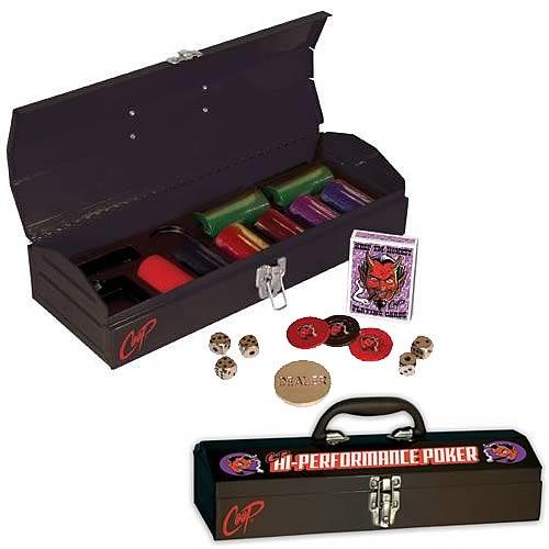 Coop Poker Set