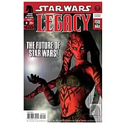 Star Wars: Legacy #0 Comic Book