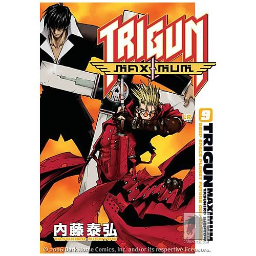 Trigun Maxiumum Volume 9