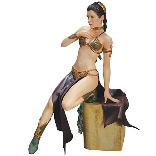 Star Wars Princess Leia (Slave Dancer) Kotobukiya Statue