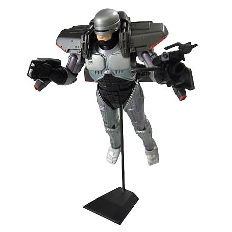 Robocop with Flight Pack Figure