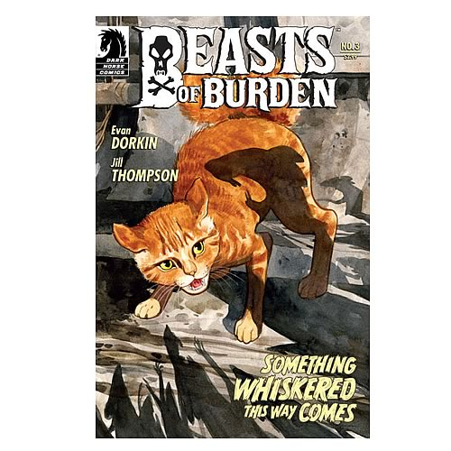 Beasts of Burden #3 Comic Book