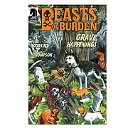 Beasts of Burden #4 Comic Book