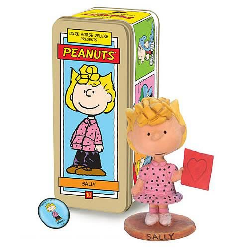 Classic Peanuts Sally Brown Character Figure