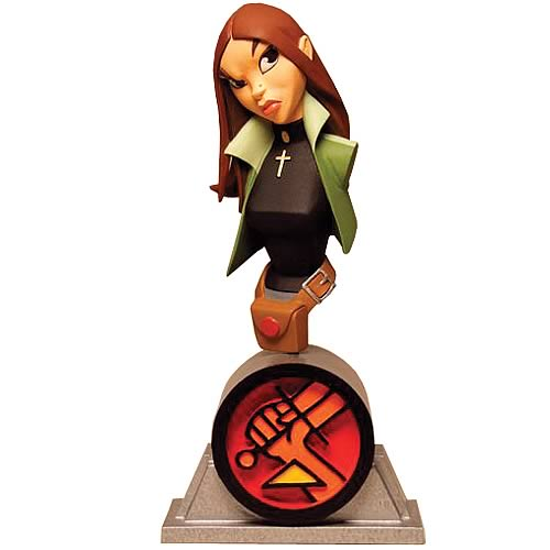 Hellboy Animated Liz Sherman Mini Bust