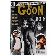 Dwight T. Albatross's The Goon Noir #3 Comic Book