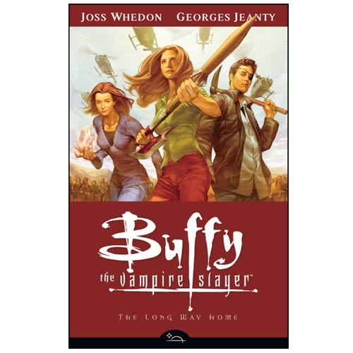 Buffy the Vampire Slayer Season 8 Volume 1 Graphic Novel