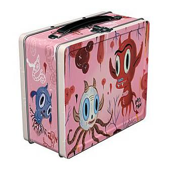 Gary Baseman Lunch of Unearthly Delights Lunch Box