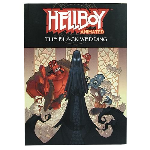Hellboy Animated Volume 1