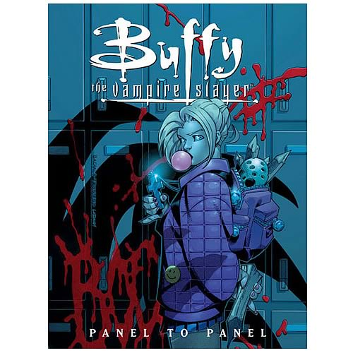 Buffy the Vampire Slayer Panel to Panel Book