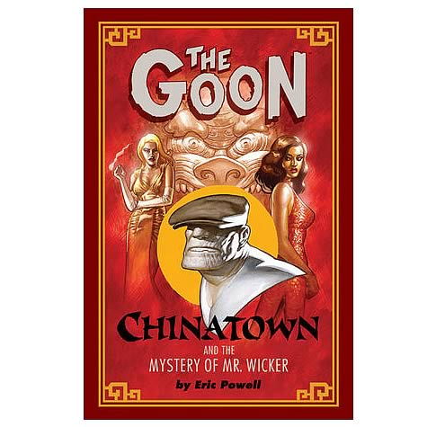The Goon Chinatown Graphic Novel