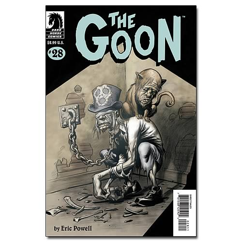 The Goon #28 Comic Book