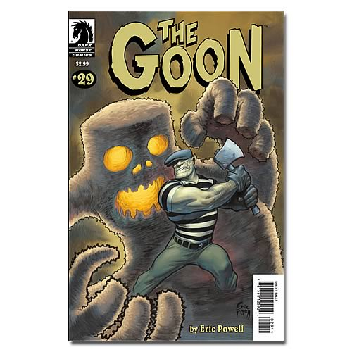 The Goon #29 Comic Book