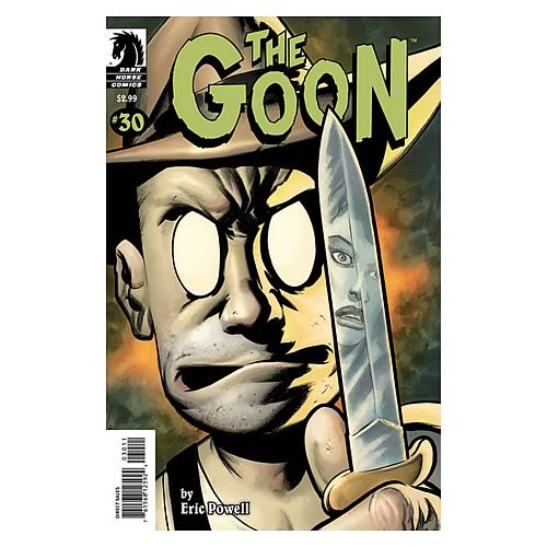 The Goon #30 Comic Book