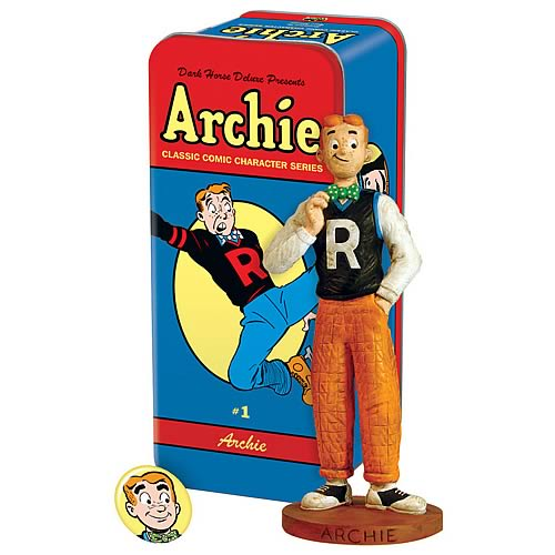 Archie Classic Character Statue