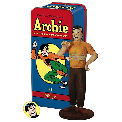 Archie Classic Reggie Character Statue