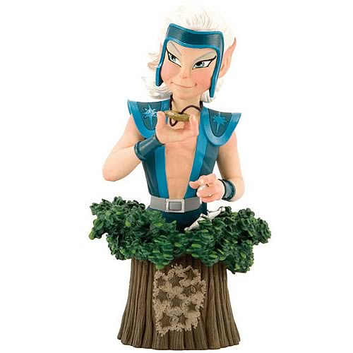 Elfquest Skywise Bust