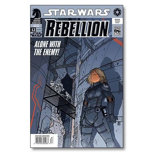 Star Wars: Rebellion #12 Comic Book