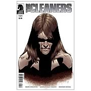 The Cleaners #4 Comic Book