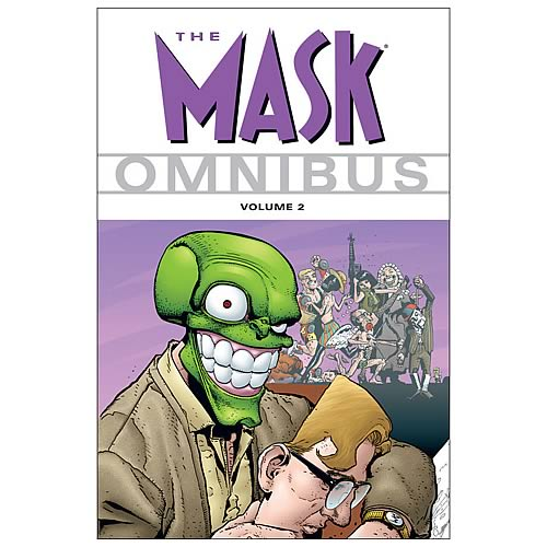 The Mask Omnibus Volume 2 Graphic Novel