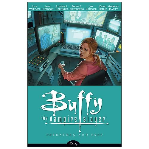 Buffy the Vampire Slayer Season 8 Volume 5 Graphic Novel