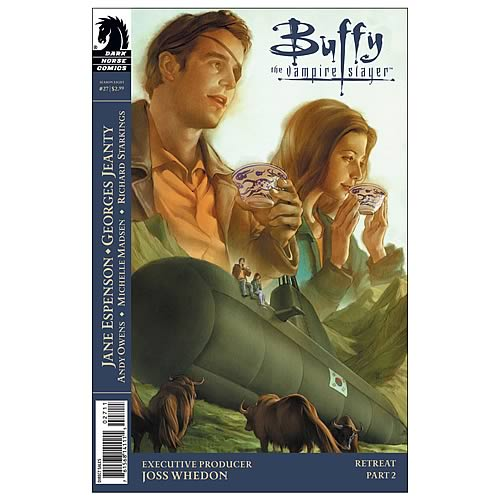 Buffy the Vampire Slayer Season 8 #27 Comic Book