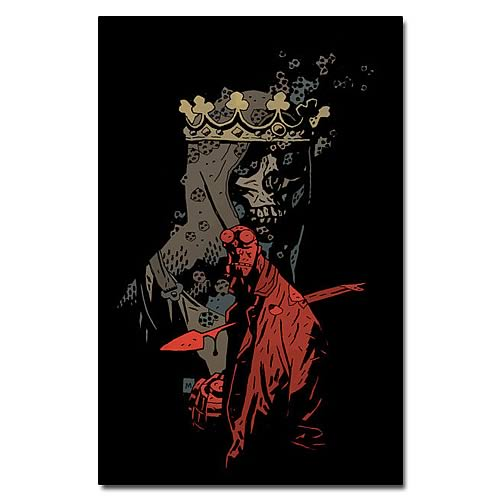 Hellboy The Wild Hunt #2 Comic Book